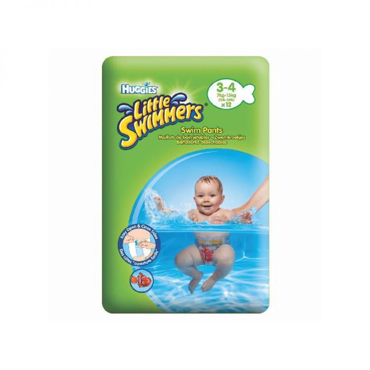 Huggies-Swimmers