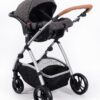 Car Seat on frame (Closed canopy)-1