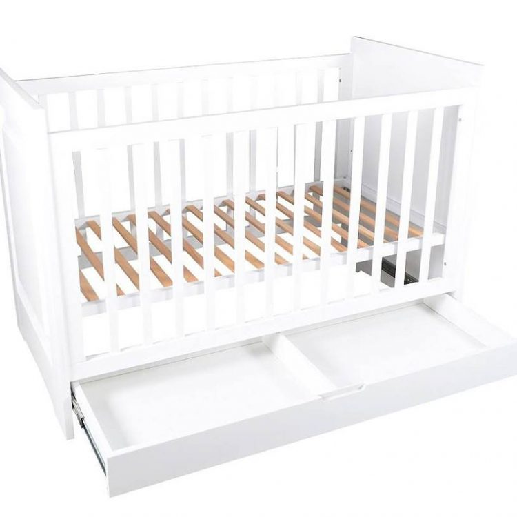 Classic Cot With Draw