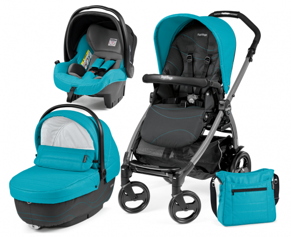 Peg Perego Book modular 51 Complete Travel System