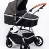 Carrycot on frame (Closed canopy)