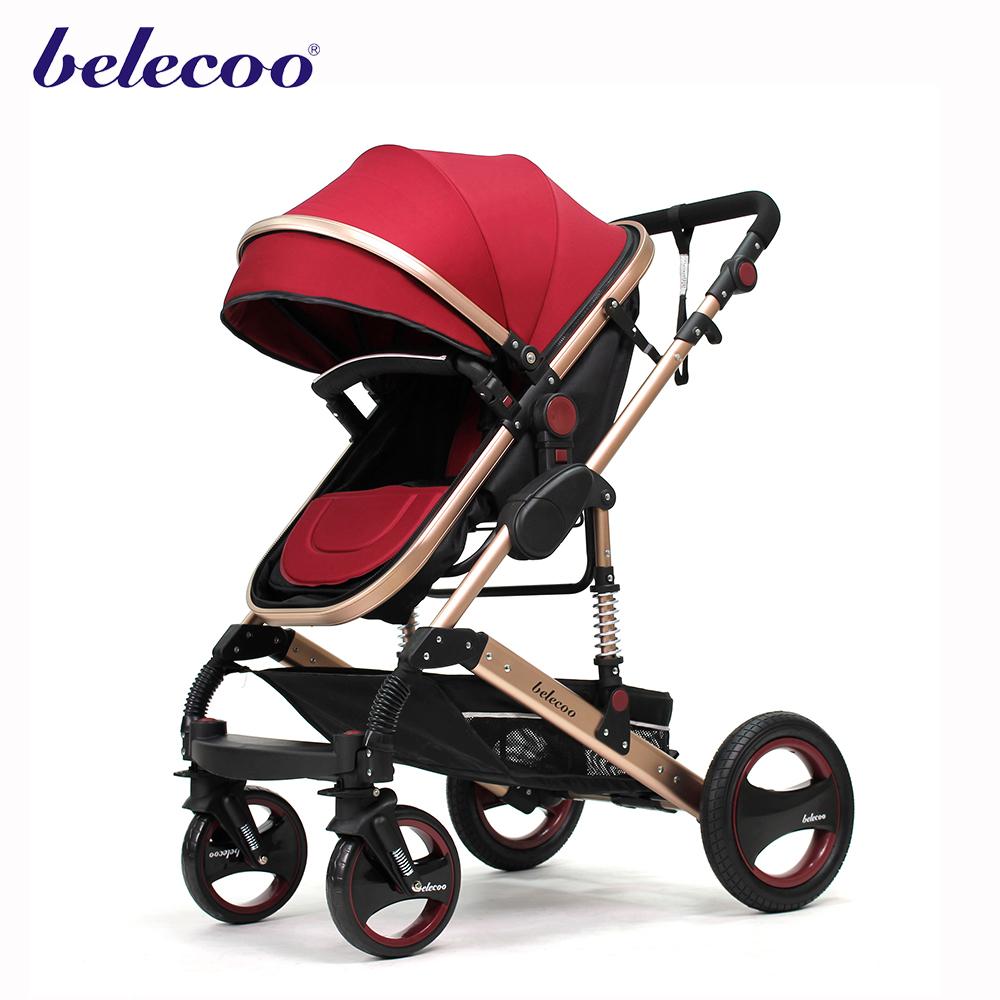 Belecoo Q3 Stroller - Baby Depot